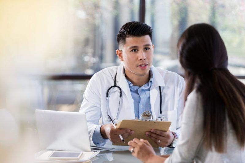 doctor patient diagnosis criteria