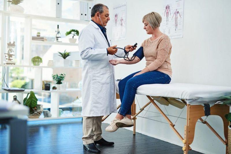 doctor physical health baseline
