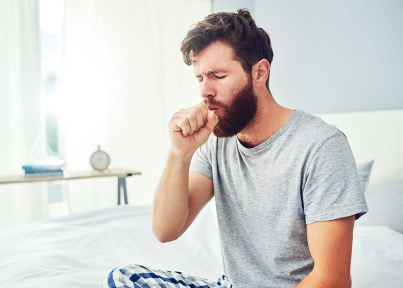 persistent dry cough