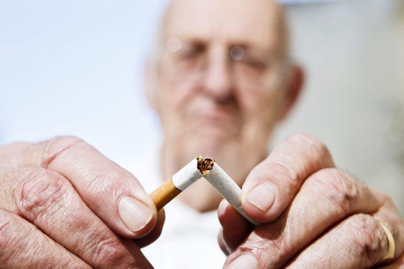 Prevention smoking cessation