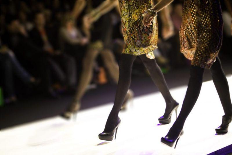 fashion show trend catwalk