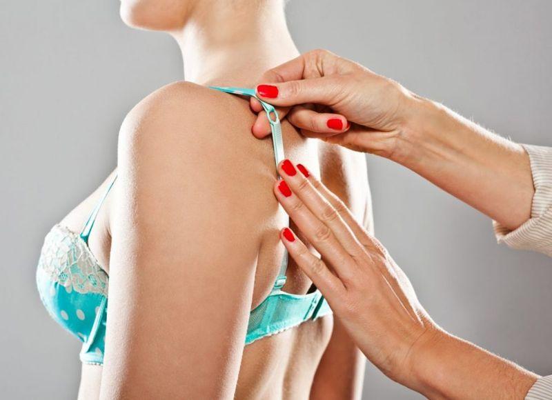support measure professional bra