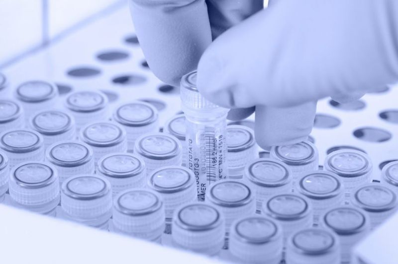 gene therapy research tubes
