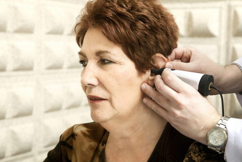 Diagnosis Audiologist Hearing Test