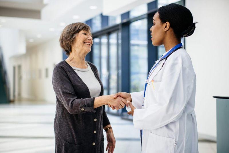 doctor patient relationship comfort confidence