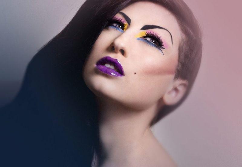 Embarrassing Beauty Trends Tadpole Eyebrows