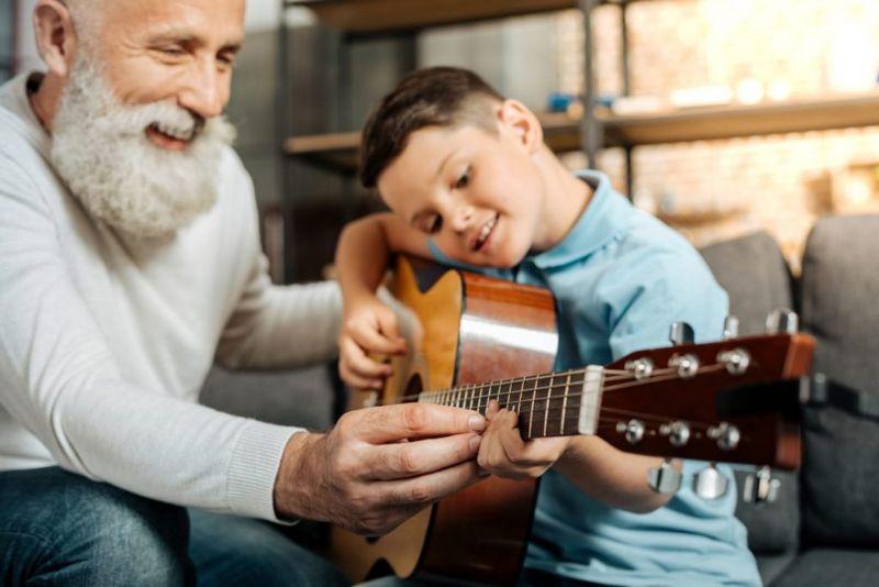 hobby, family, grandparent,