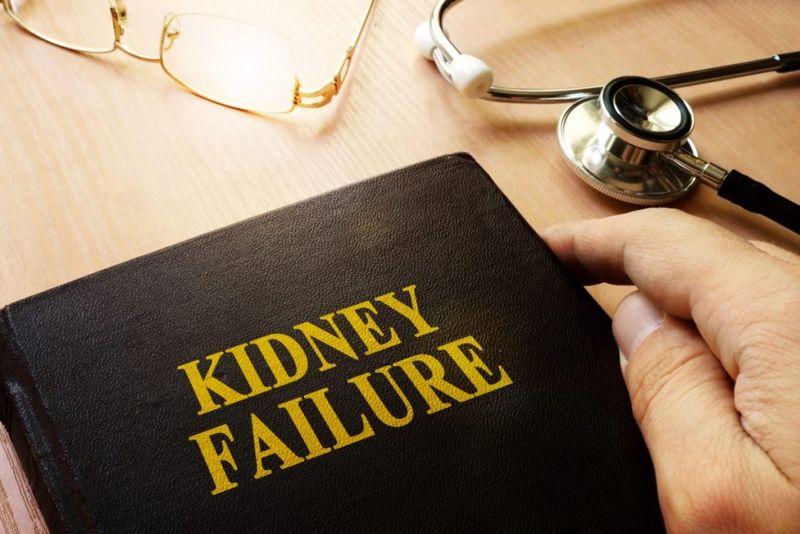 Renal failure neurological symptoms