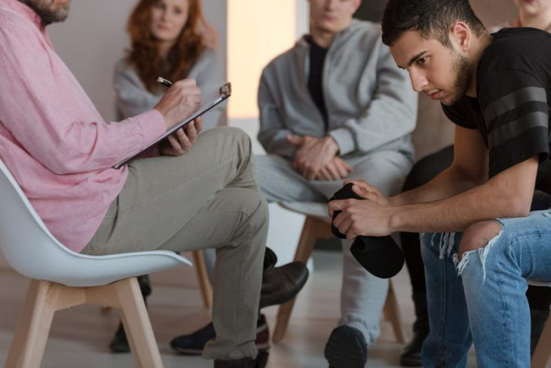 teenager counselor intervention