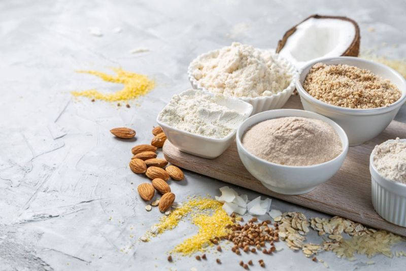 almond coconut flour