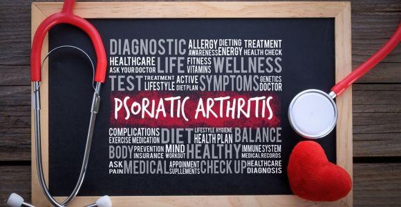 10 Symptoms of Psoriatic Arthritis