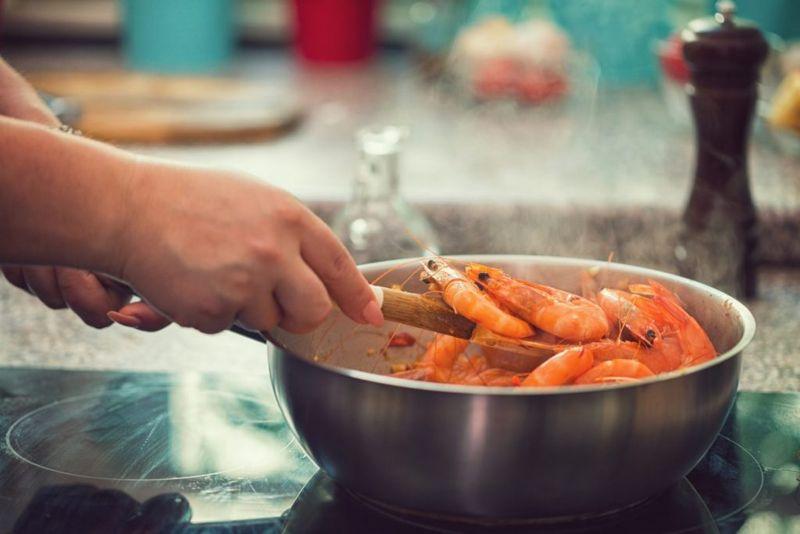 vibriosis cooking shellfish