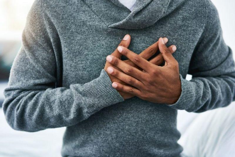 Congestive heart failure pH hypomagnesemia