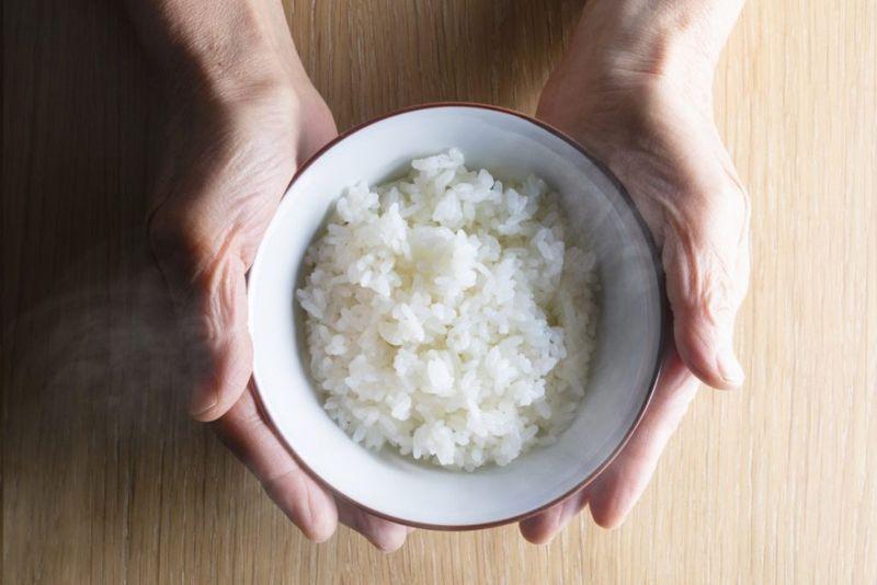 White Rice Prepared