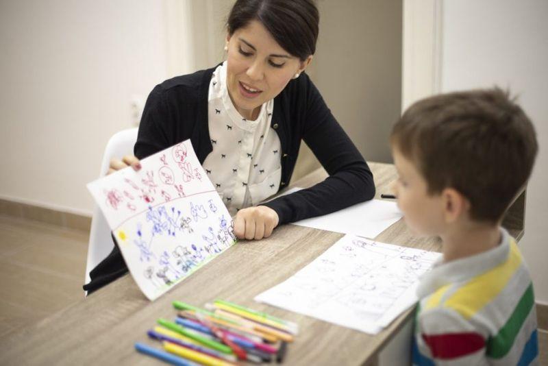 Child Psychologist Diagnosis