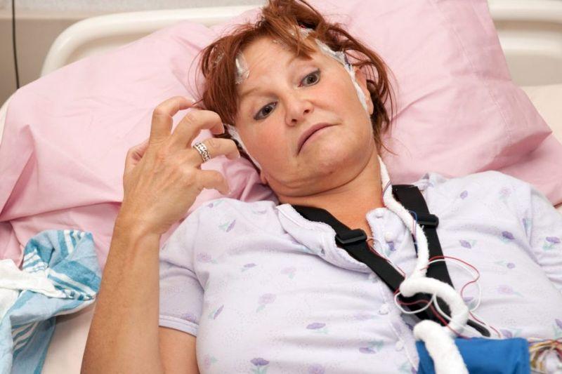 Convulsions seizures hypocapnia