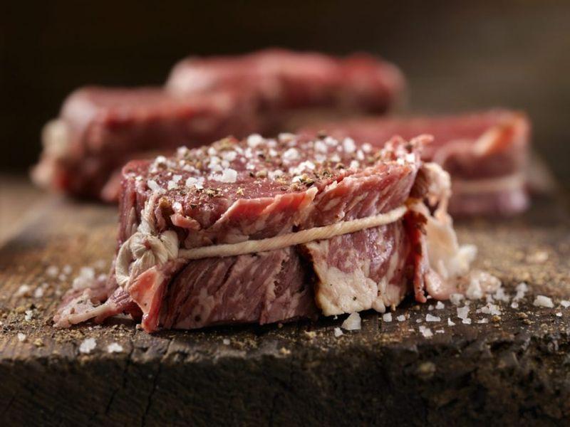 Beef Raw Filet