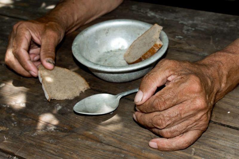 Malnutrition obesity food insecurity undernourishment