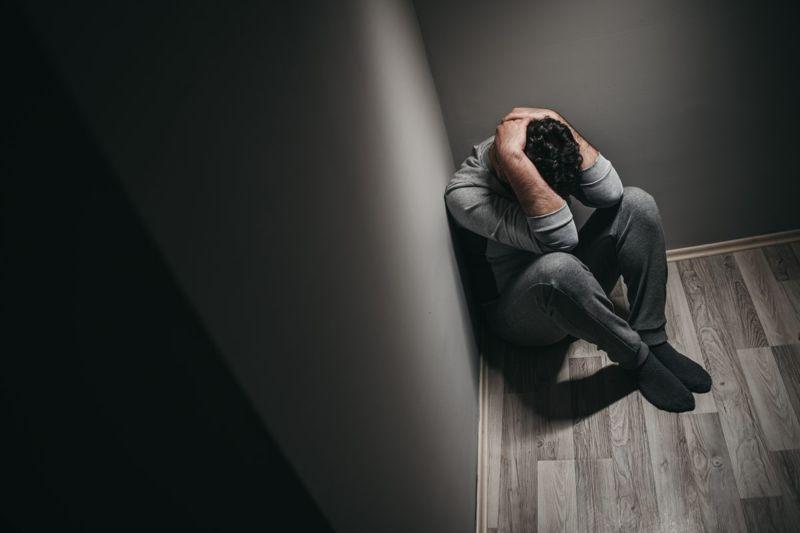 depression anxiety shame