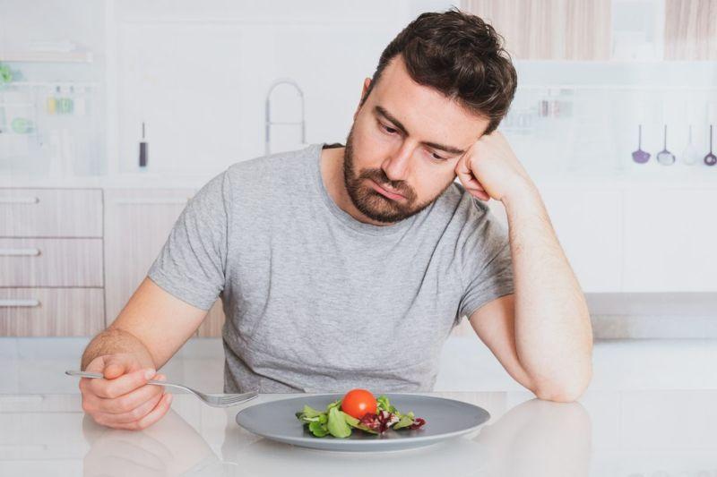 loss of appetite, nausea, no appetite