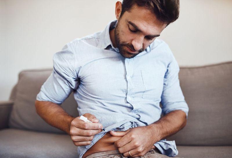 diabetes neuropathic nerve damage