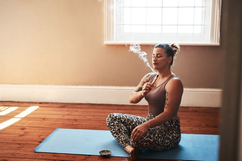 detox meditation