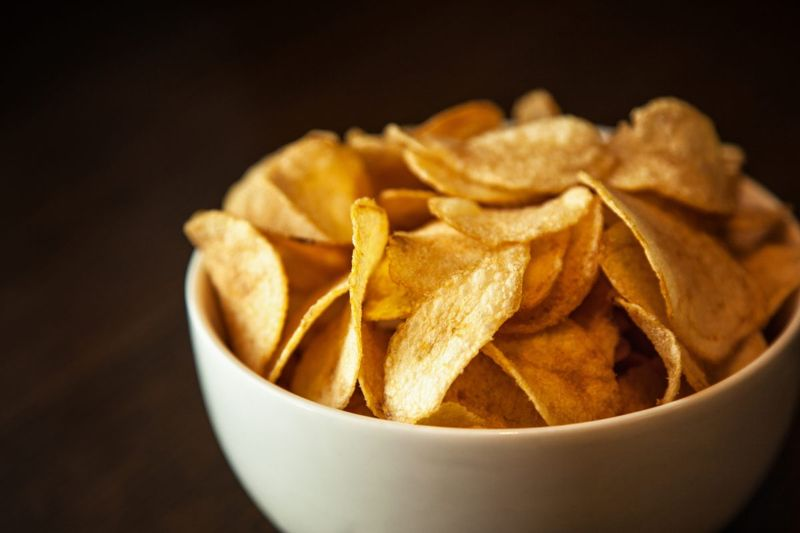 potato products chips