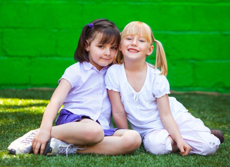 Introvert Extrovert Children