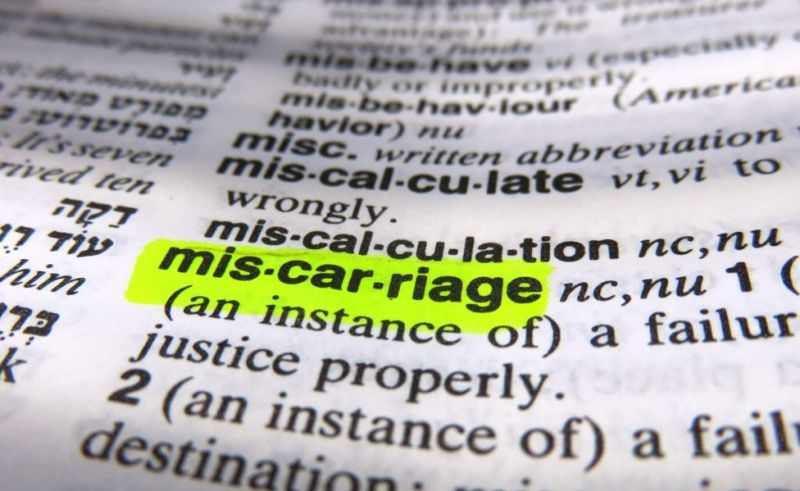 Odds Miscarriage Risk