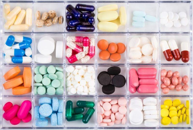 pills capsules prescription medications