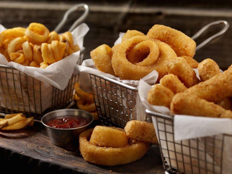 fried food oils