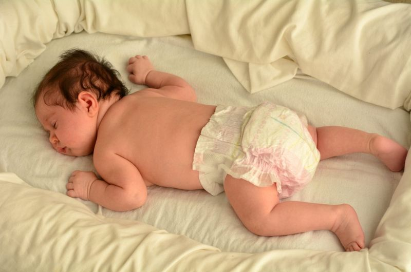 sudden infant death SIDS