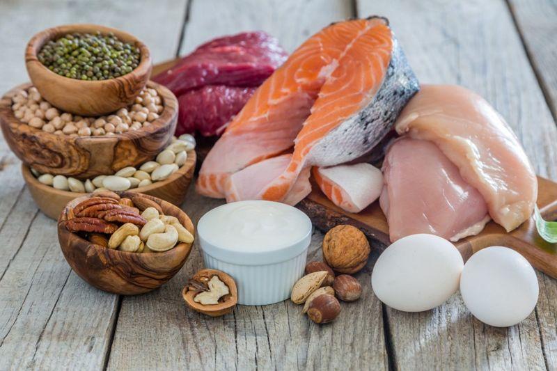 Nutritients in the Vertical Diet