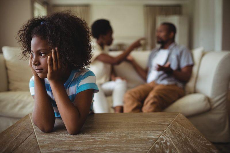 Parental Negativity Children Emotionality Environment
