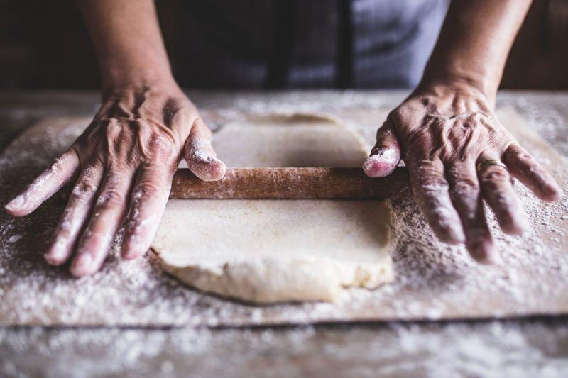 gluten products flour