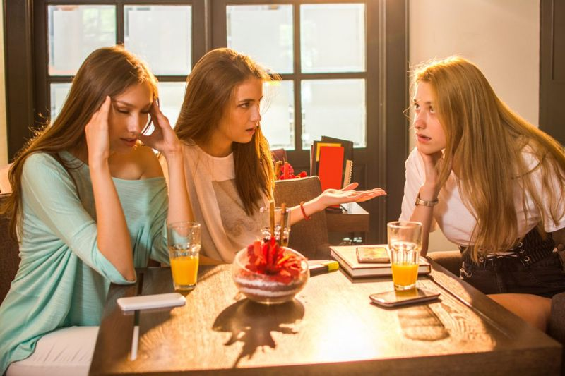 Social Interactions Negativity Mood Disorder