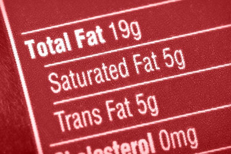 May contain trans fats
