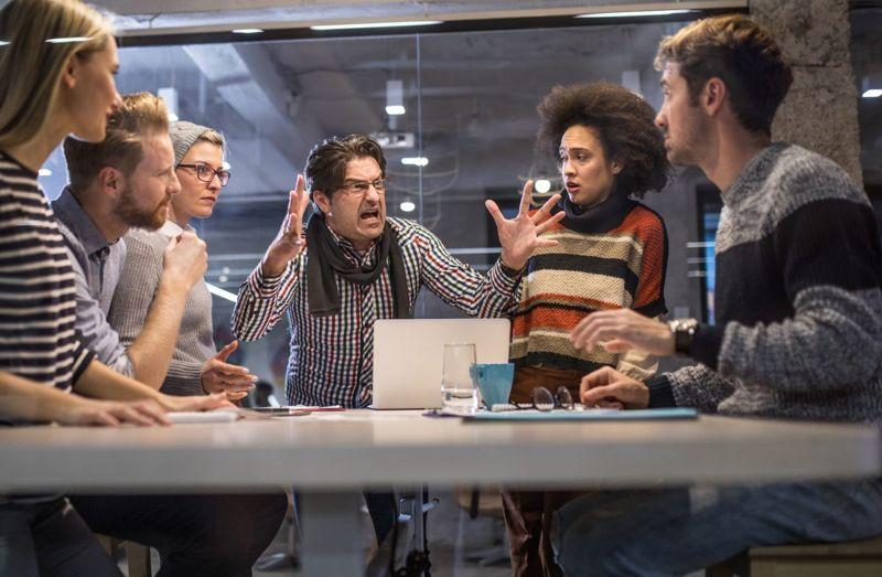 Workplace Negativity Shiftwork Dissatisfaction Gossip