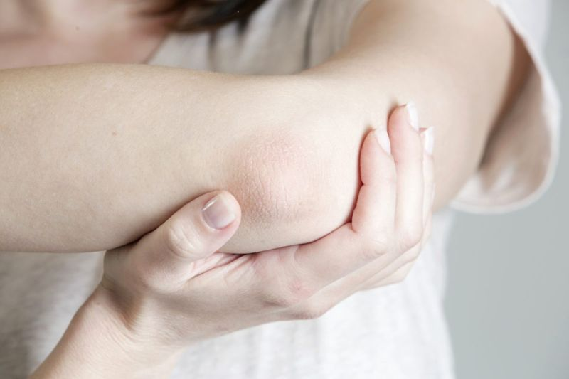 Pain in the Arm Area