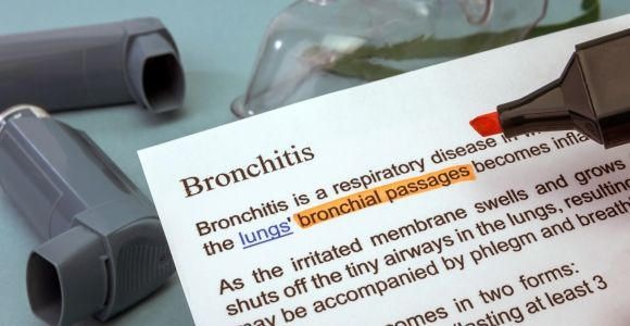 Causes of and Treatments for Bronchitis