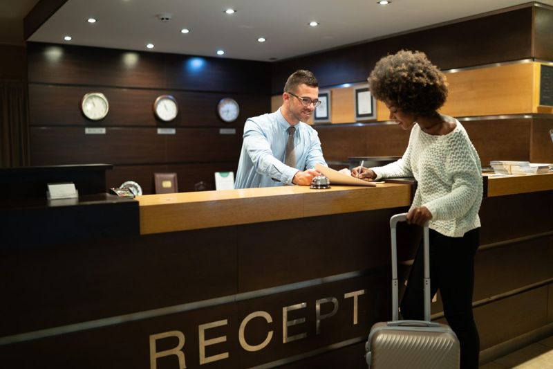Hospitality Industry Hotels Resorts Recession