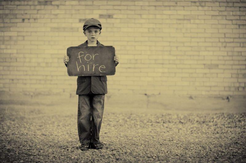 child worker Great Depression
