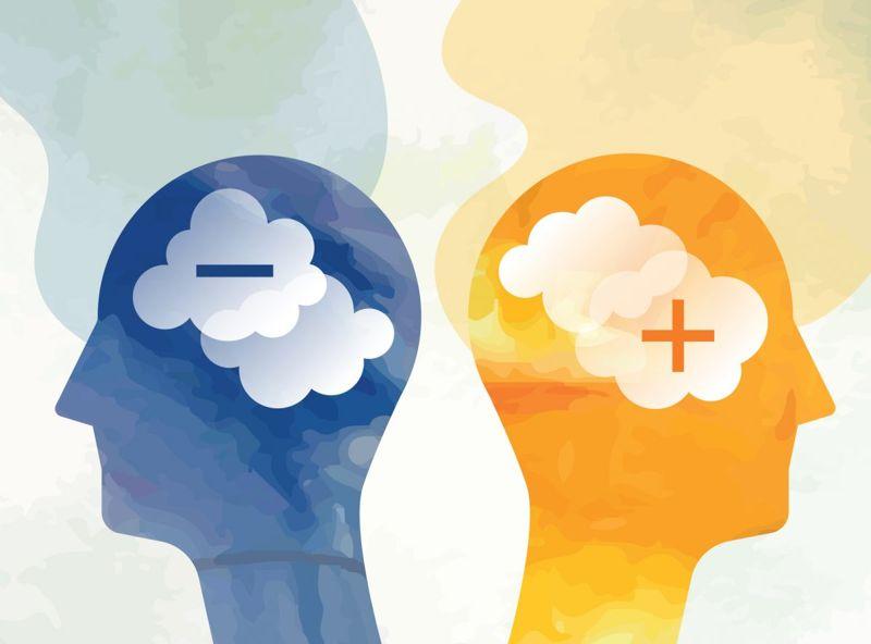 Positive self talk sport psychology