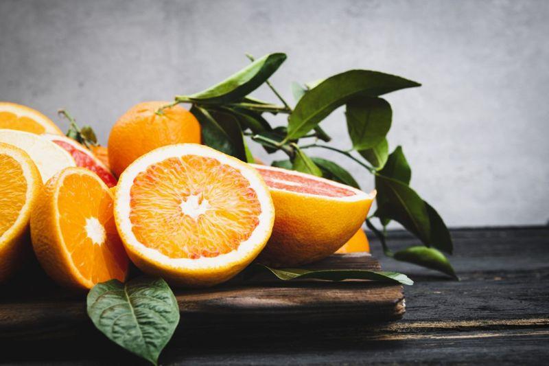 Orange Fruit Citrus
