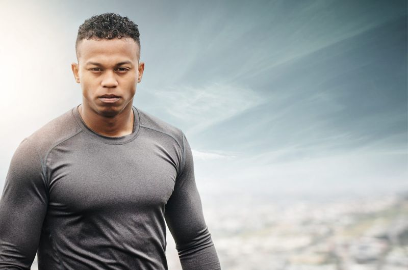 Disciplined athlete sport psychology