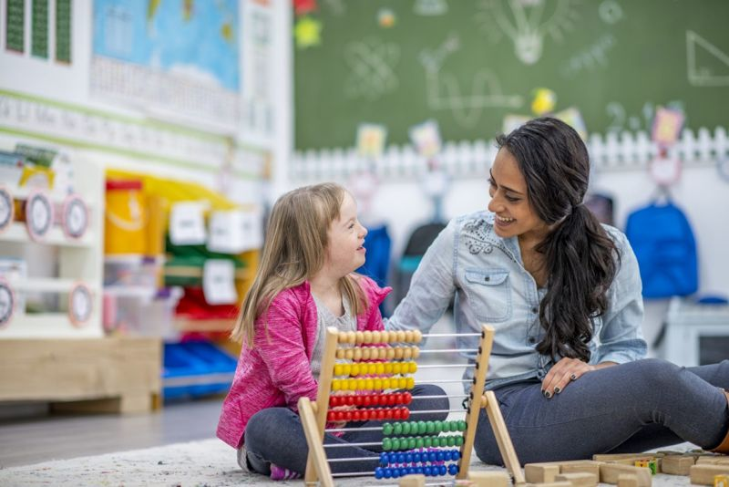 Early Childhood Education Children Disabilities