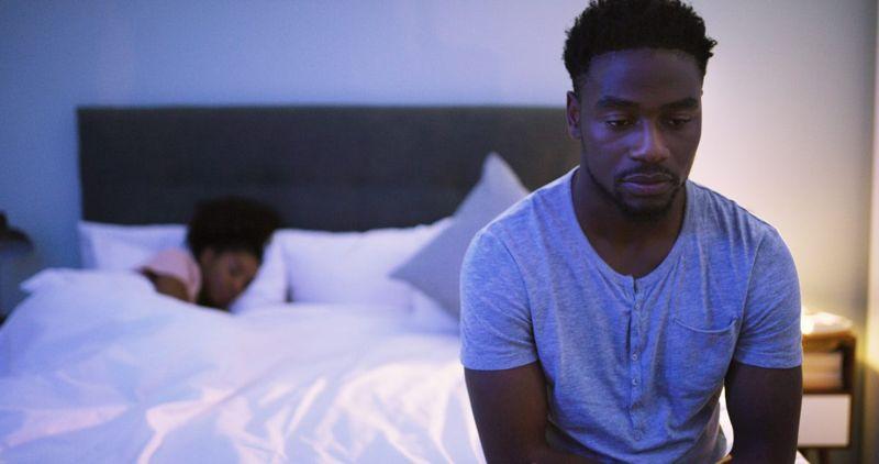 Insomnia Sleep Exhaustion
