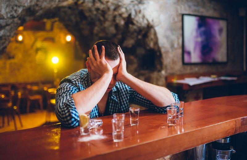 Alcohol Shots Bar
