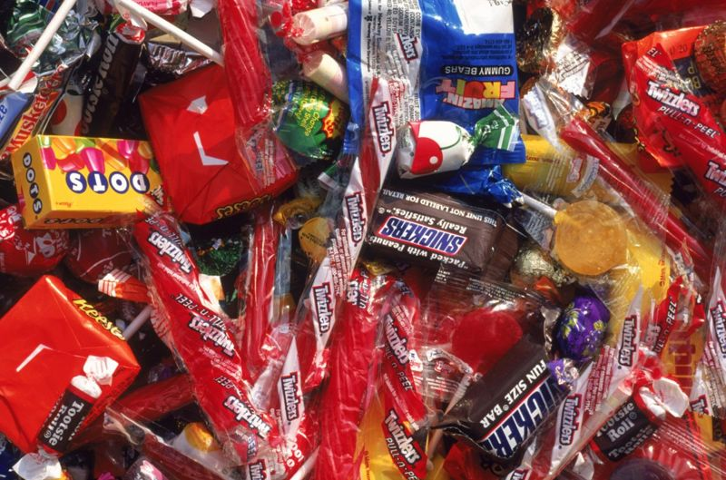 Candy confectionery sweets chocolate sales