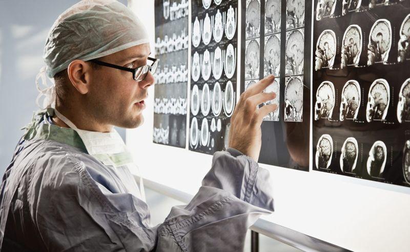 CT MRI scan